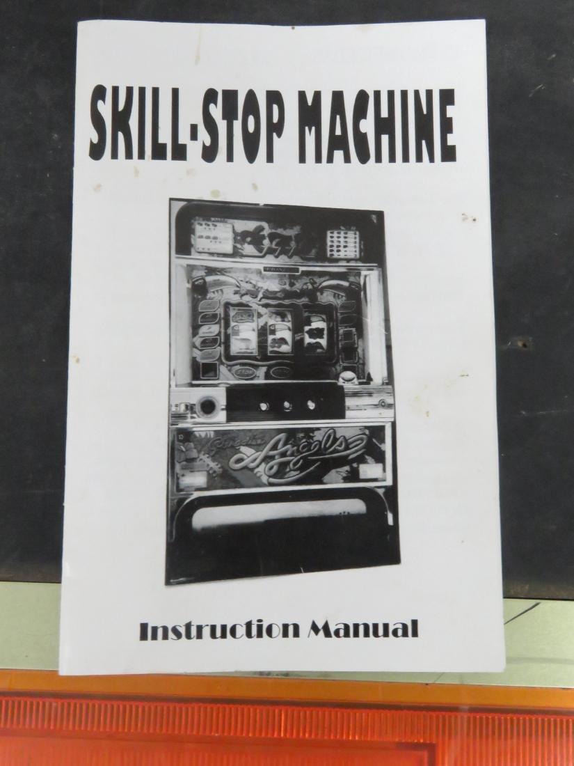 SKILL-STOP ARCADE SLOT MACHINE, COMBAT ARMS - 2