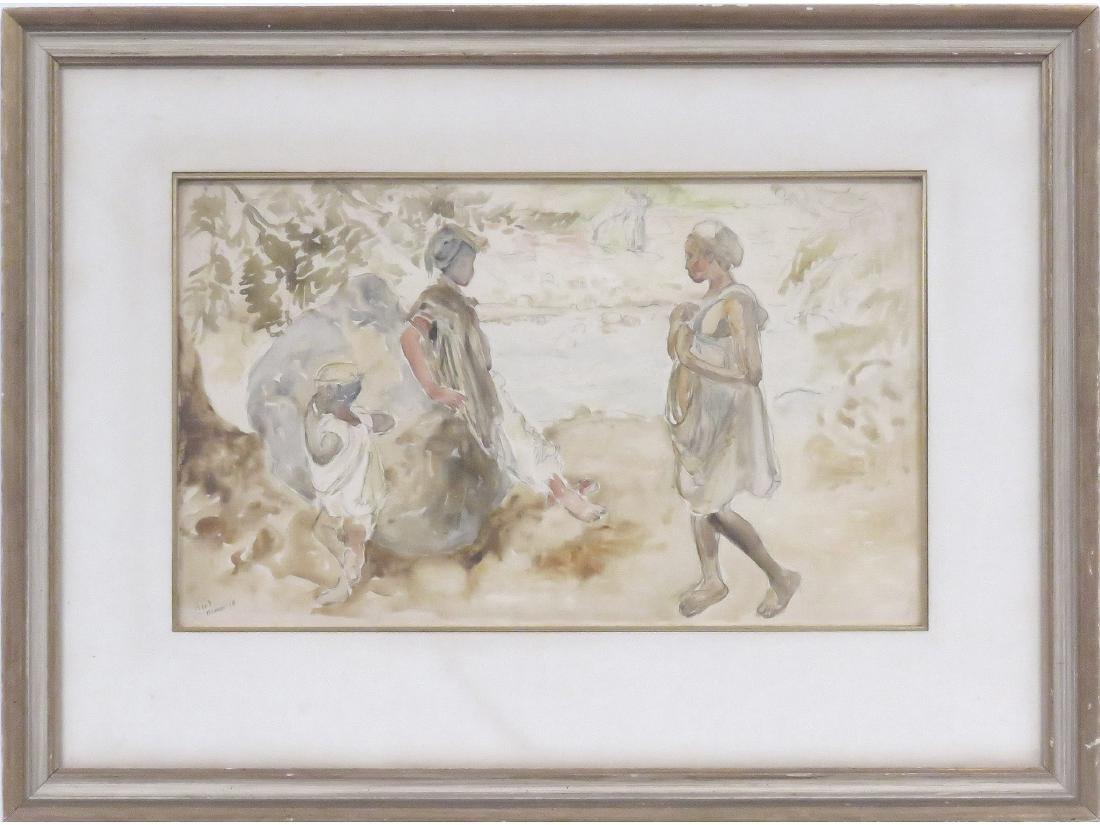 POP (GEORGE OVERBURY) HART (AMERICAN 1868-1933),