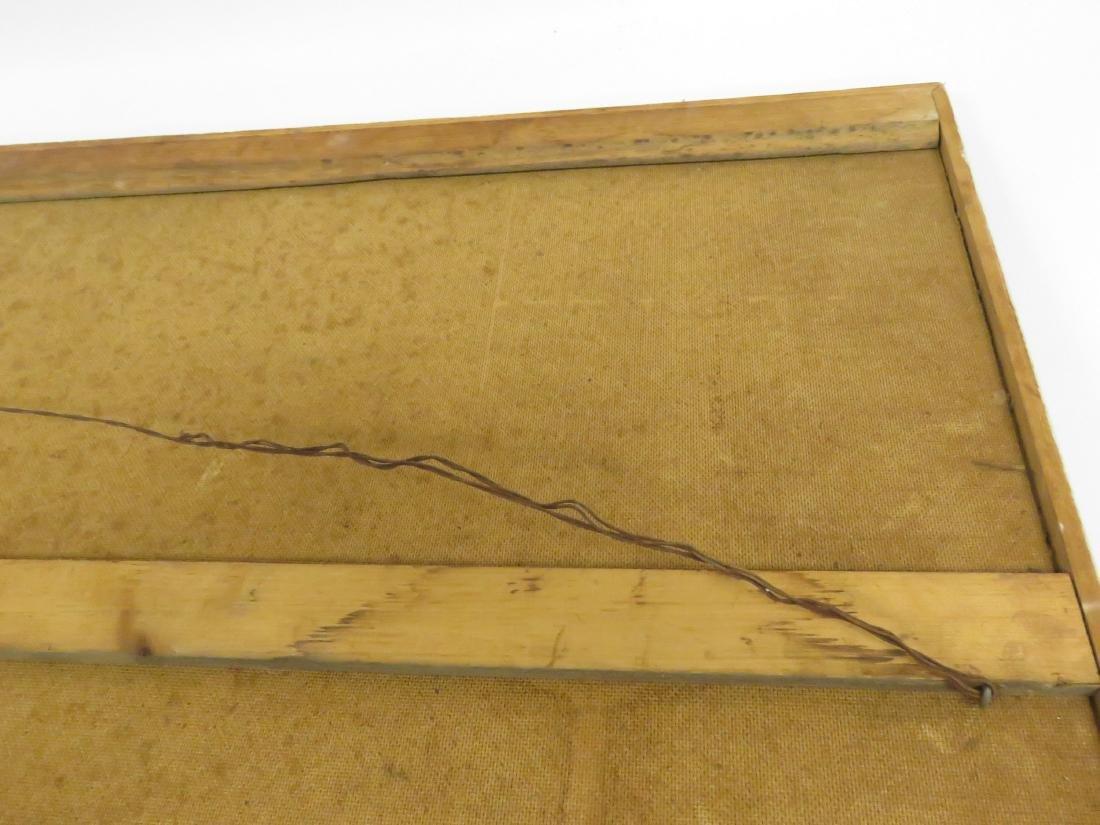 STERLING BOYD STRAUSER (AMERICAN/PA 1907-1995), OIL ON - 4