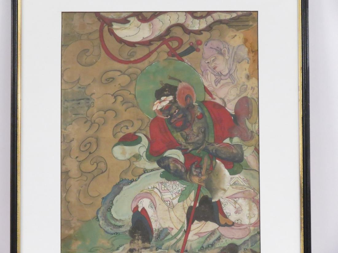 CHINESE SCHOOL (18/19TH CENTURY), WATERCOLOR ON SILK - 2