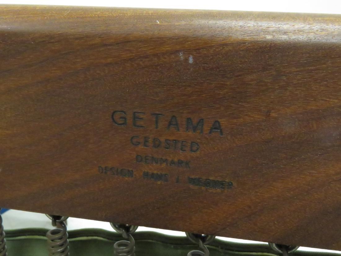 HANS WEGNER TEAK FOR GETAMA, GEDSTED, DENMARK - 6