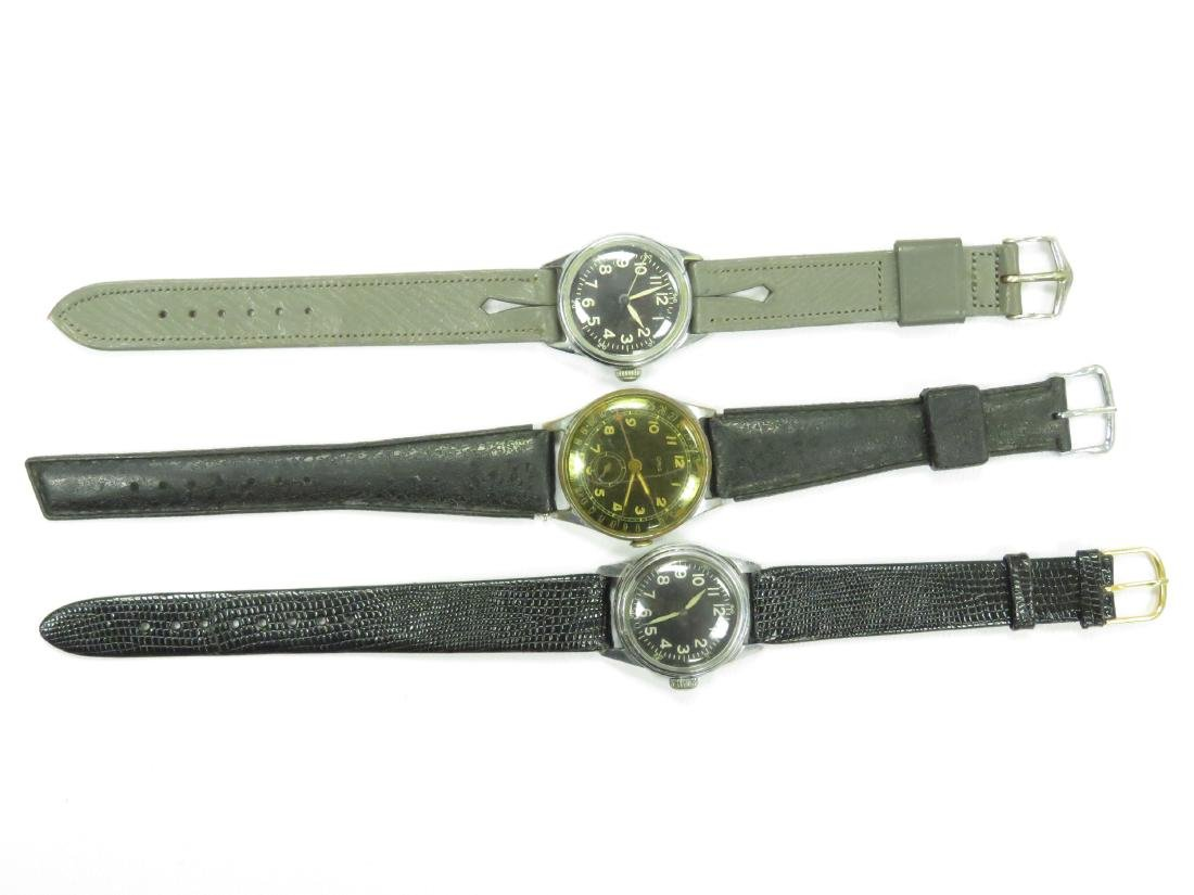 LOT (3) INCLUDING (2) VINTAGE ELGIN US ARMY AIR FORCE - 2