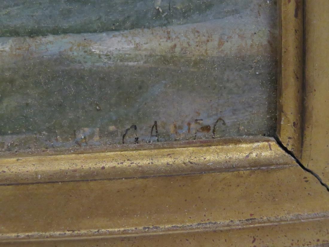 LUIGI MARIA GALEA (MALTA 1847-1917), OIL ON CARDBOARD, - 3
