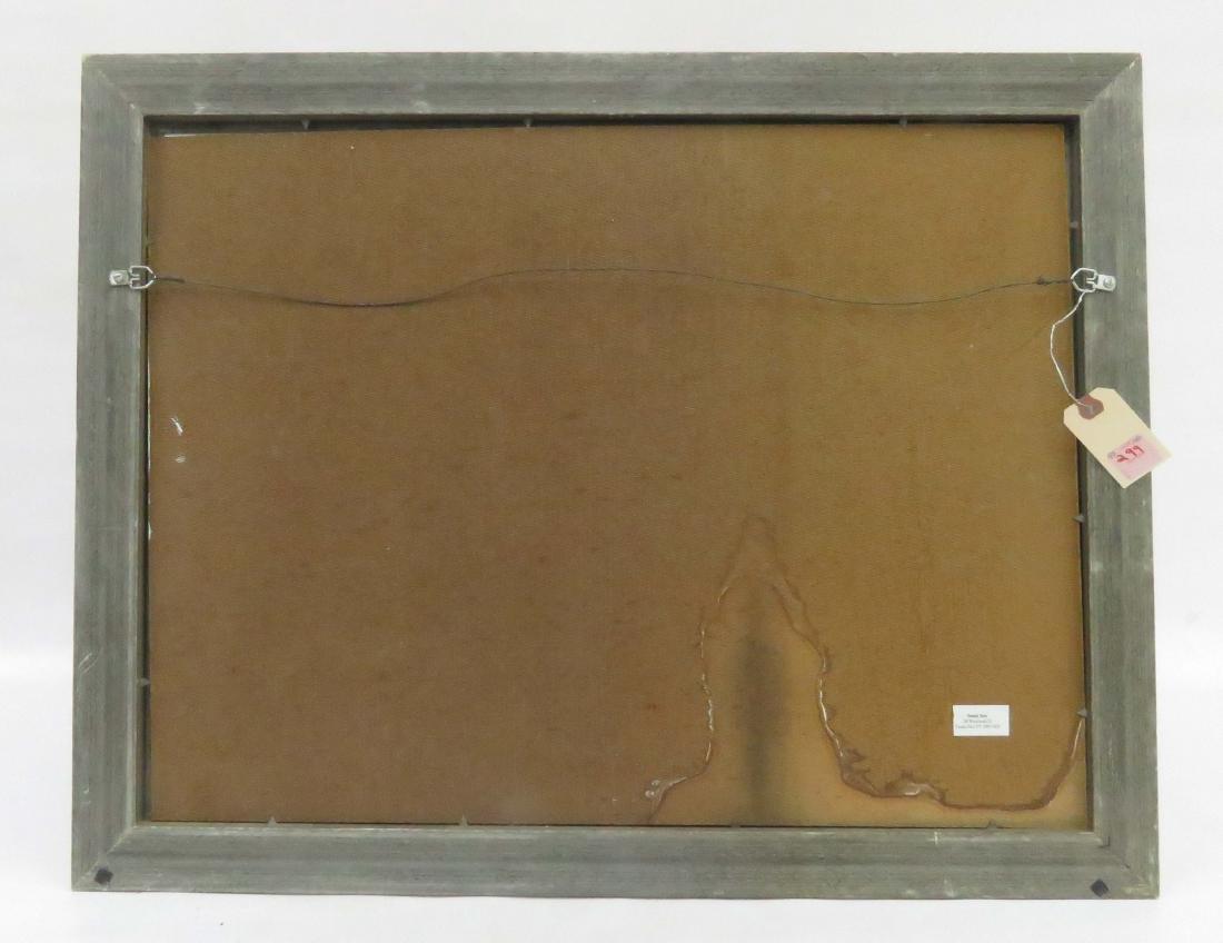 DONALD SKIER (AMERICAN 20TH CENTURY), OIL ON PANEL, - 4
