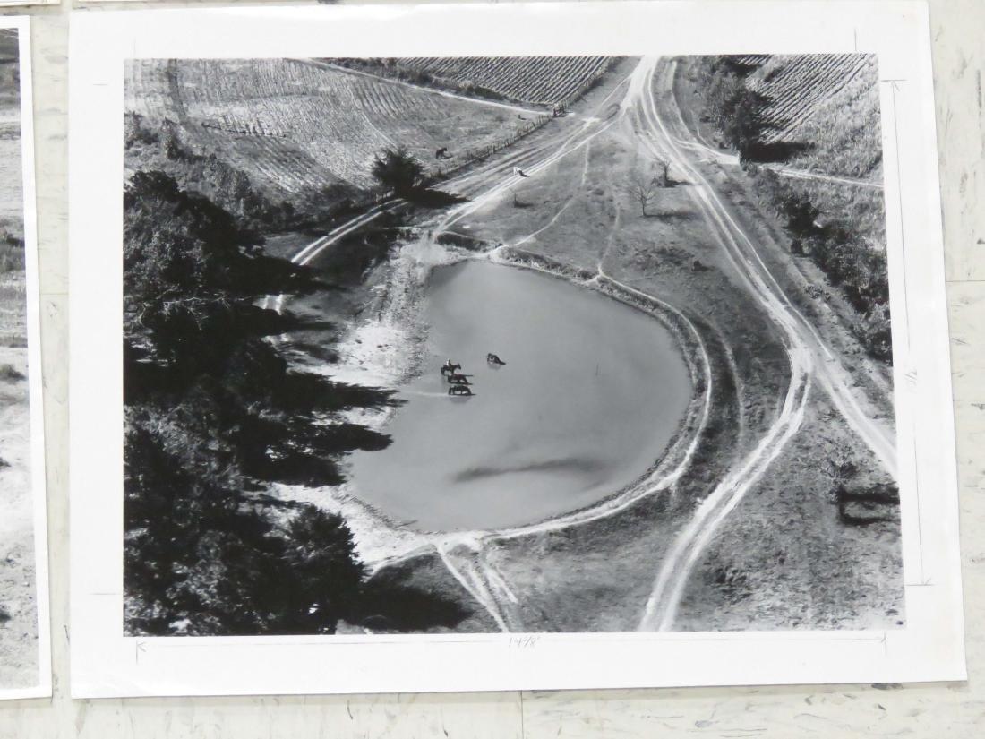 CHARLES ROTKIN (AMERICAN 1916-2004) LOT (5) AERIAL - 4