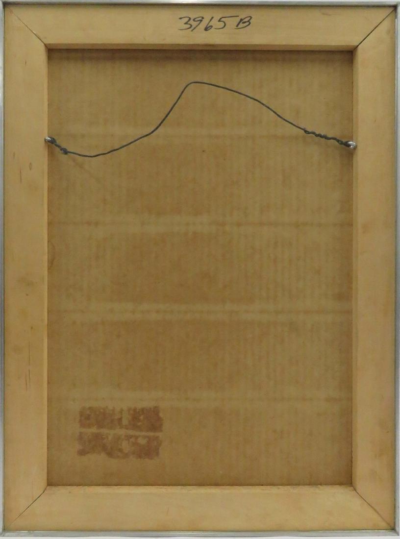 AFTER HENRI MATISSE, SERIGRAPH, BLUE NUDE, 1952. FRAMED - 3