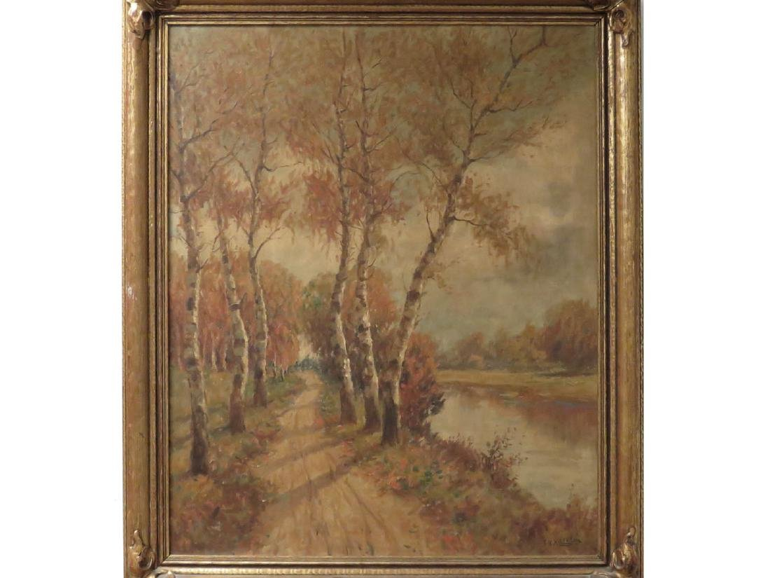 E.H. ALLERTON (AMERICAN 19/20TH CENTURY), OIL ON - 2