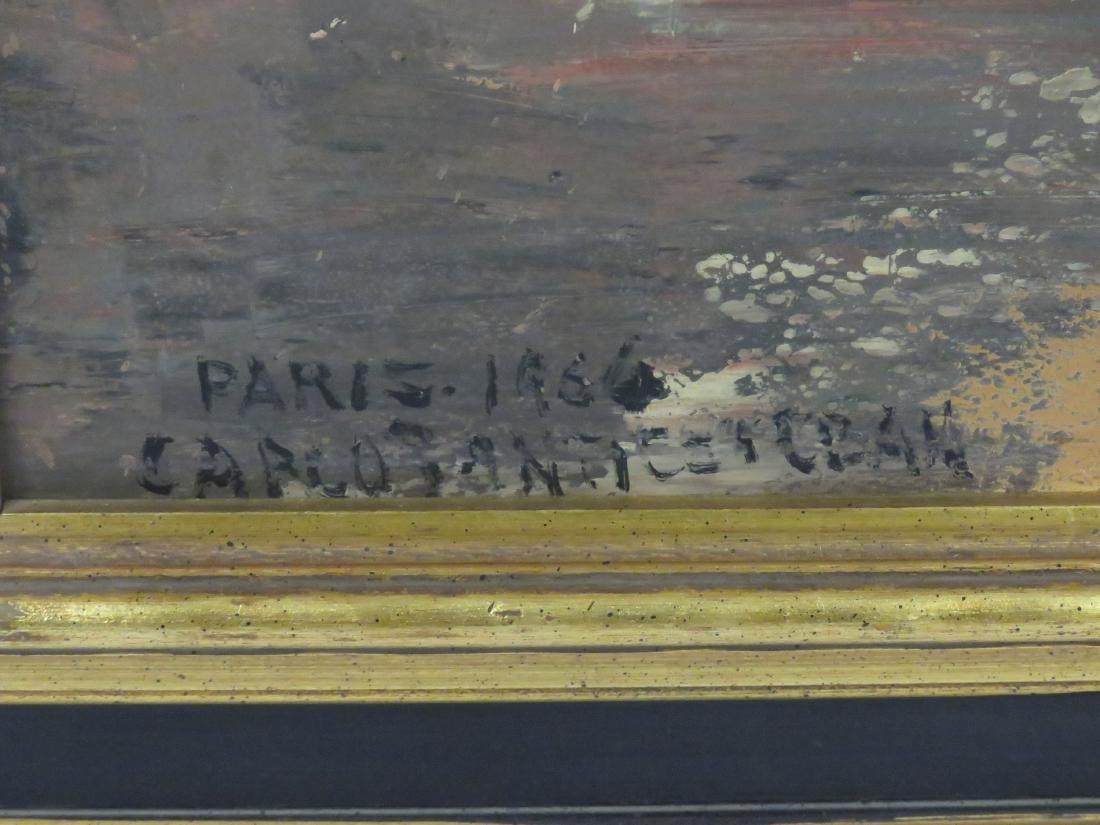 CARLO SAINT ESTEBAN (SPANISH 20TH CENTURY), OIL ON - 2