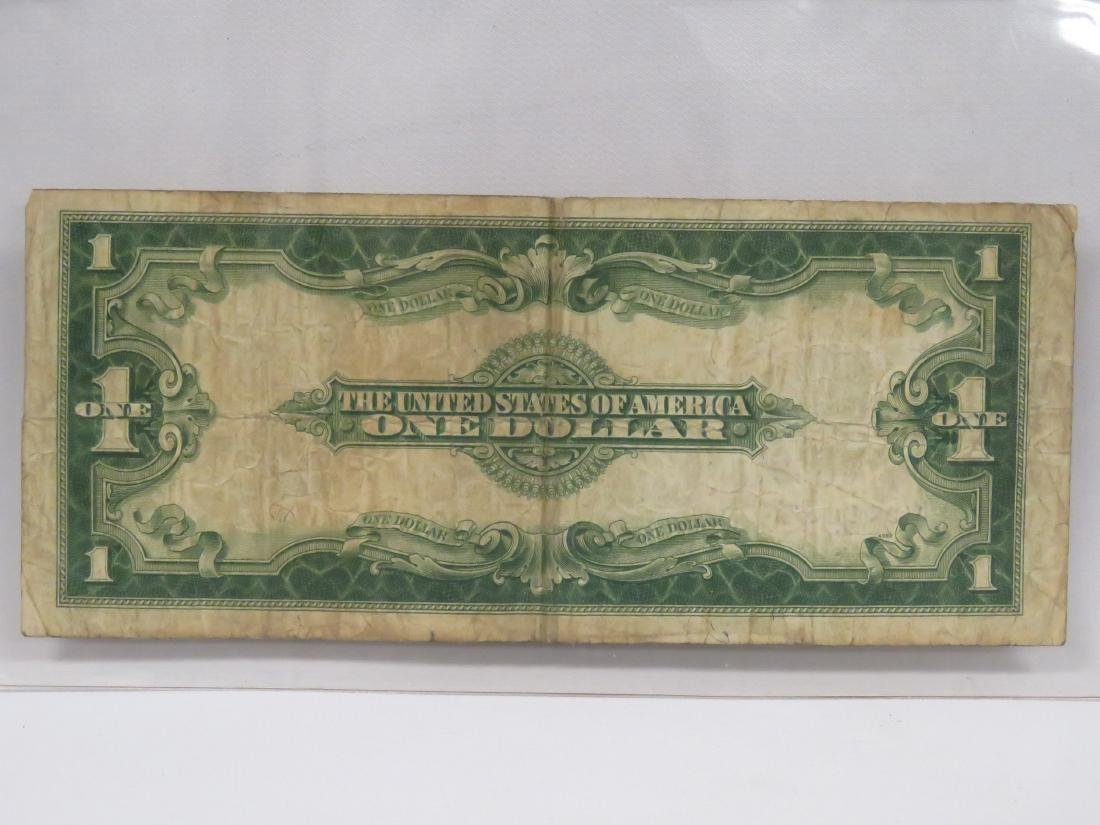 US SERIES 1923 $1.00 SILVER CERTIFICATE (LARGE), #237 - 2