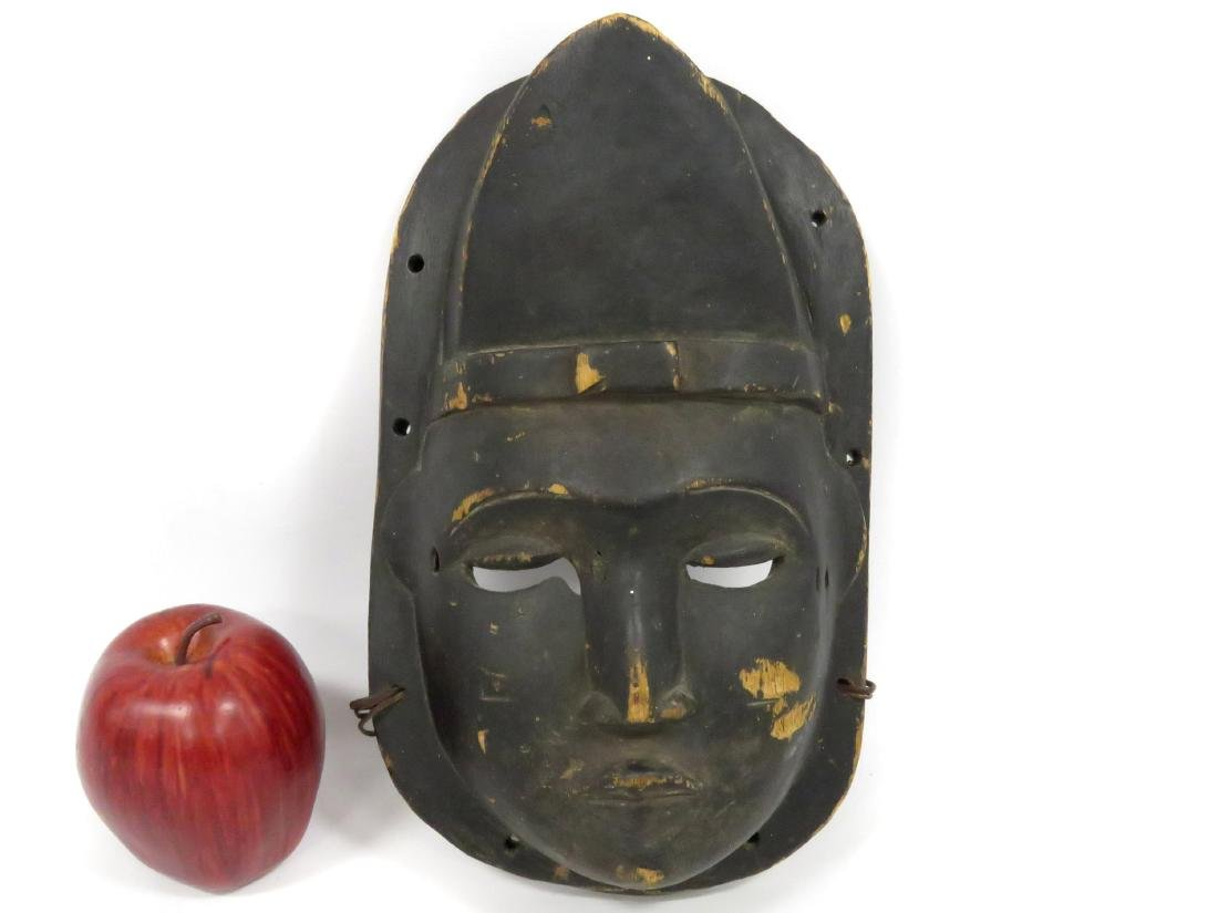 """SE ASIAN CARVED MASK. HEIGHT 11"""""""