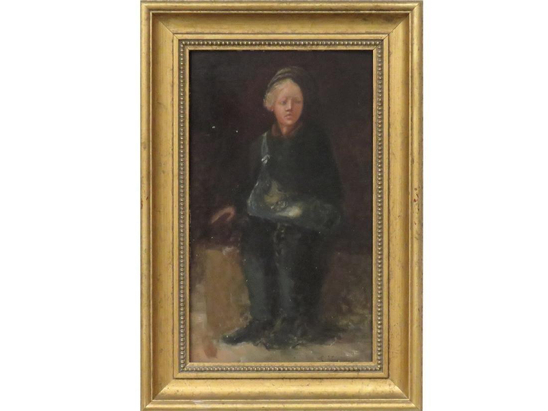 KONSTANTIN YEGOROVICH MAKOVSKY (RUSSIAN 1839-1915), OIL
