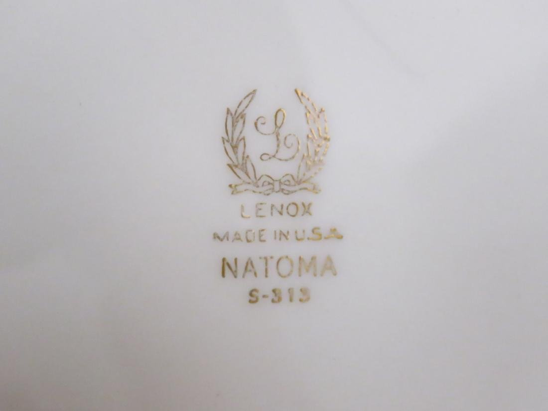"""LENOX """"NATOMA"""" DINNER SERVICE FOR (6) WITH EXTRAS - 4"""