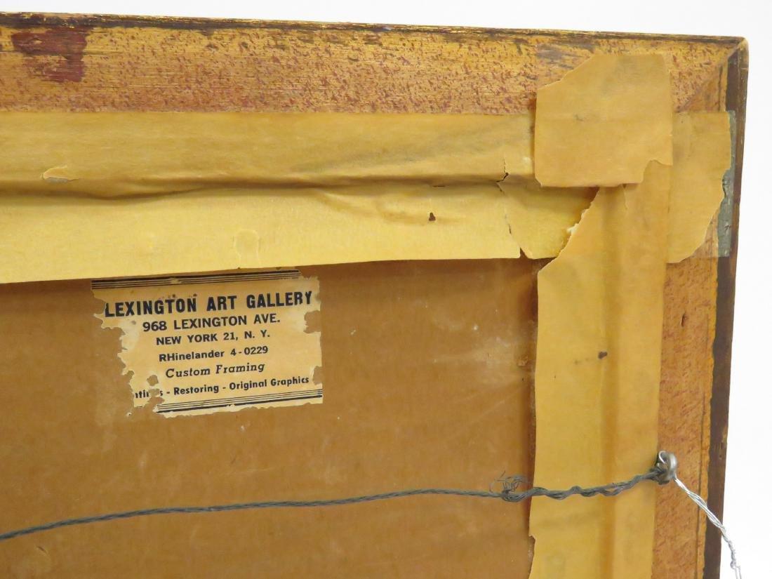 OLIVER CLARE (BRITISH 1853-1927), OIL ON ARTIST BOARD, - 4