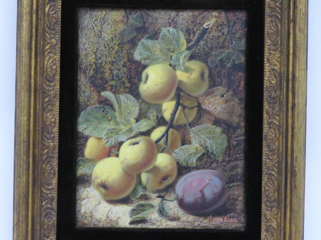 OLIVER CLARE (BRITISH 1853-1927), OIL ON ARTIST BOARD, - 2