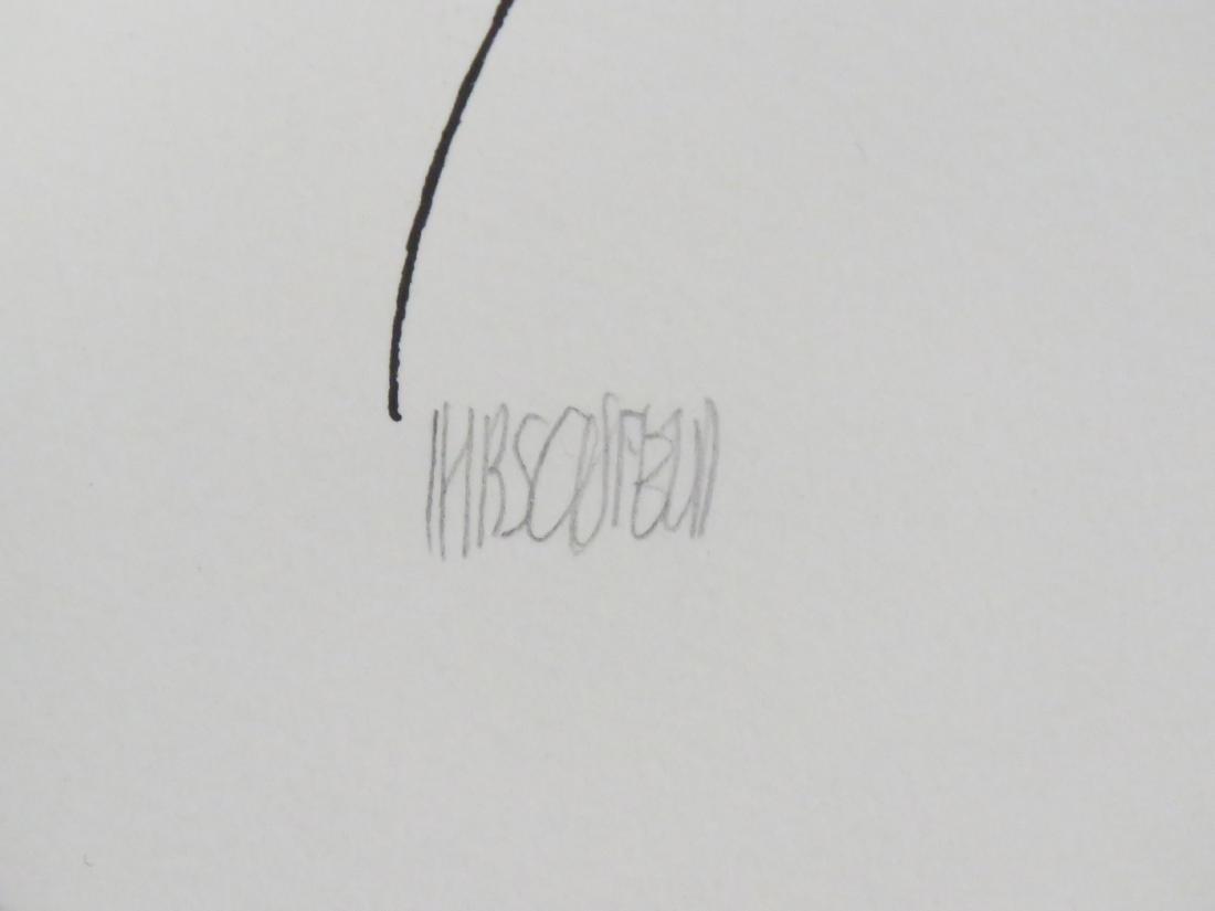 AL HIRSCHFELD (AMERICAN 1903-2006), LITHOGRAPH, 1993 - 2