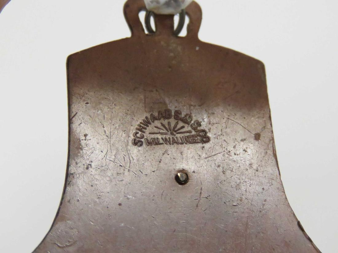 1900 REPUBLICAN NATIONAL CONVENTION BADGE - 2