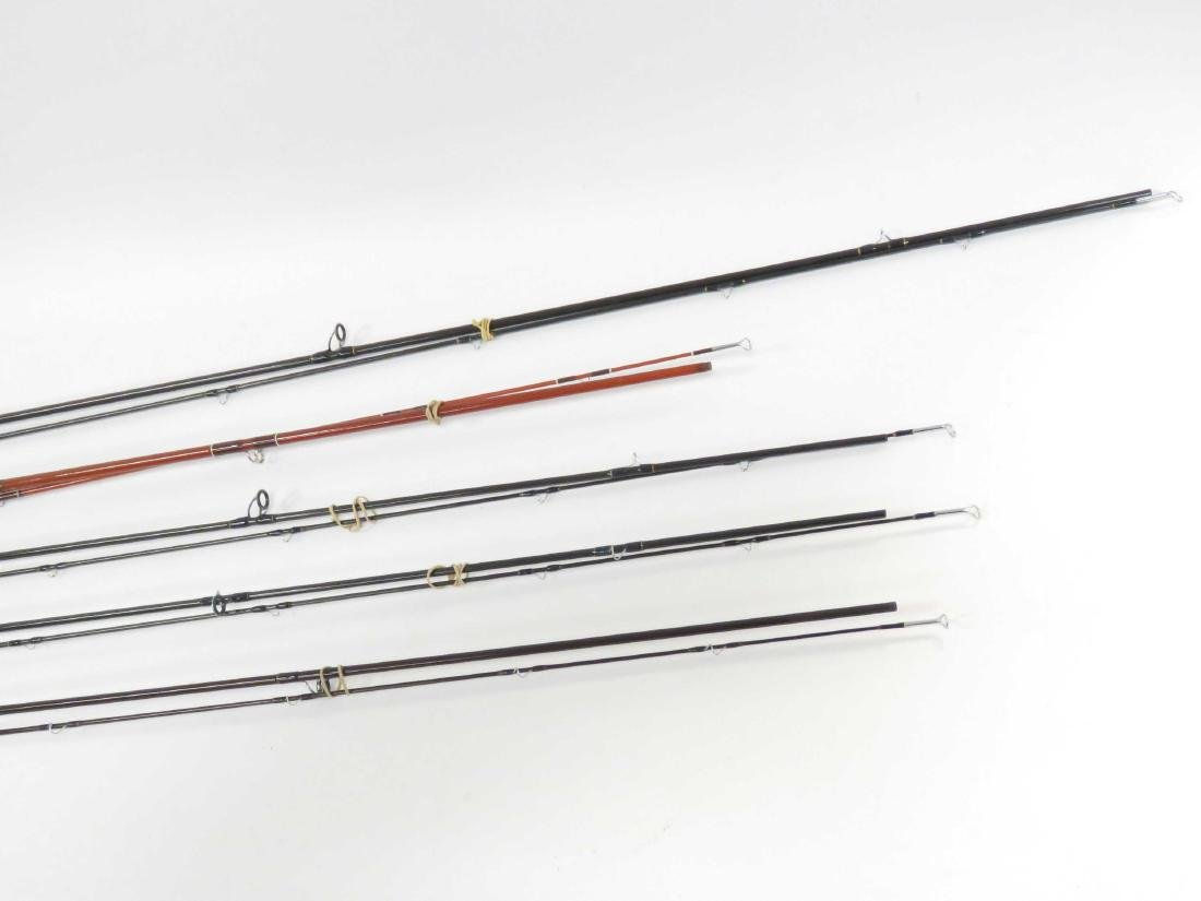 LOT (5) ASSORTED FENWICK GRAPHITE AND GLASS FLY RODS - 3