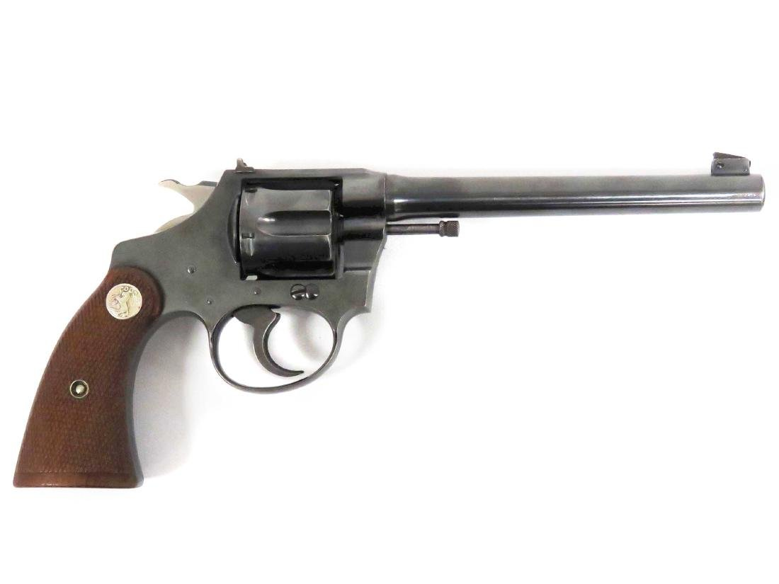 **RESTRICTED** COLT POLICE POSITIVE TARGET MODEL C, .22