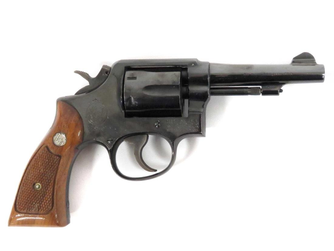 **RESTRICTED** SMITH & WESSON MODEL 10-5, 38 CAL