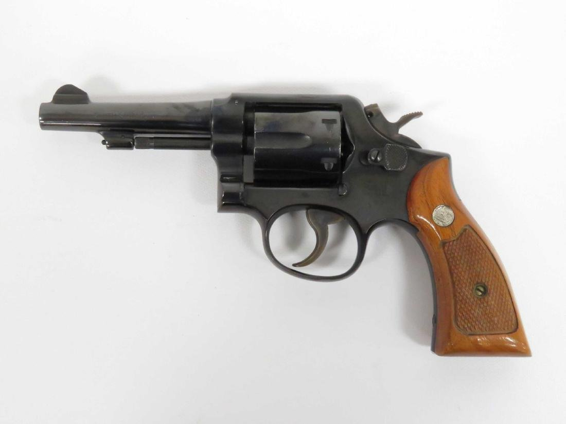 **RESTRICTED** SMITH & WESSON MODEL 10-5, 38 CAL - 2