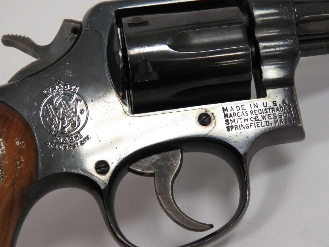 **RESTRICTED** SMITH & WESSON MODEL 10-5, 38 CAL - 3