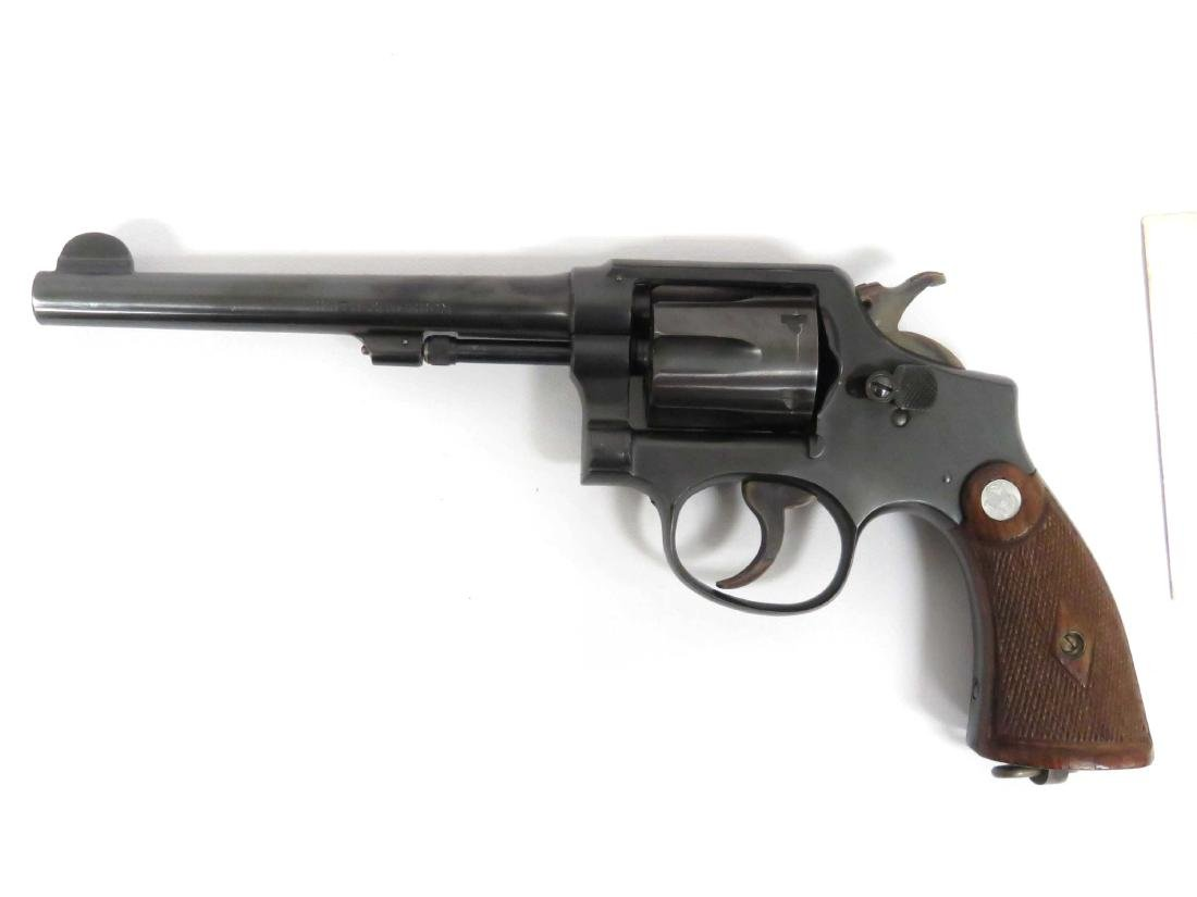 **RESTRICTED** SMITH & WESSON HAND EJECTOR, MILITARY & - 2