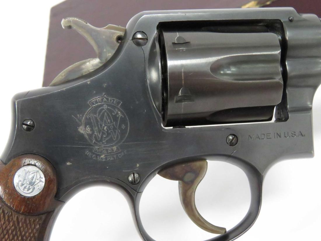 **RESTRICTED** SMITH & WESSON HAND EJECTOR, MILITARY & - 3