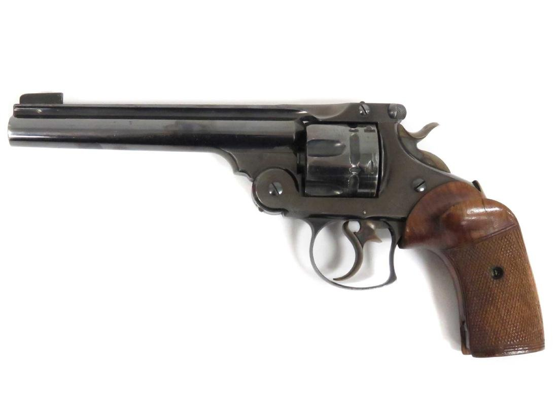 **RESTRICTED** SMITH & WESSON .44 CAL, 1ST MODEL