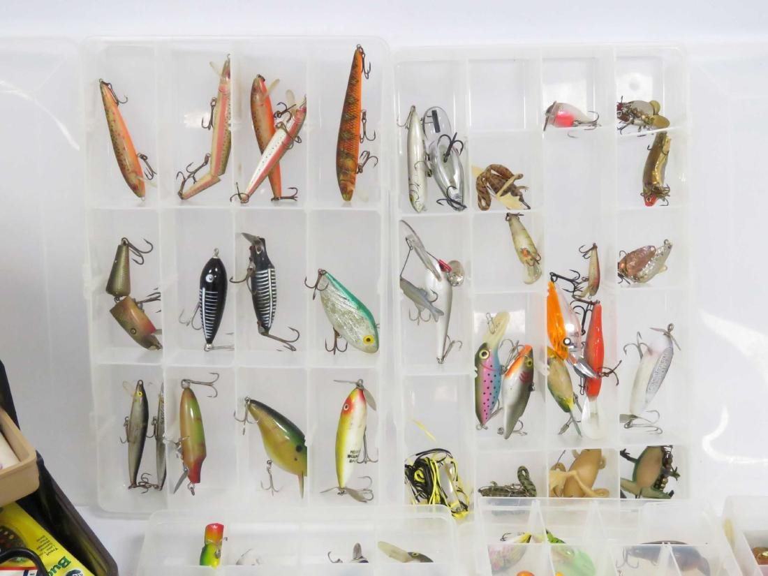 LOT ASSORTED FISHING LURES AND PLUGS - 2