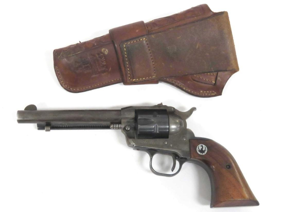 **RESTRICTED** STURM RUGER SINGLE SIX .22 CAL REVOLVER, - 2