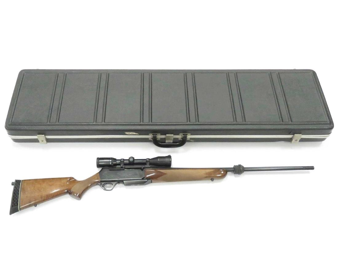 "**NICS CHECK** BROWNING BAR ""SAFARI"" MKI, .338 MAGNUM"