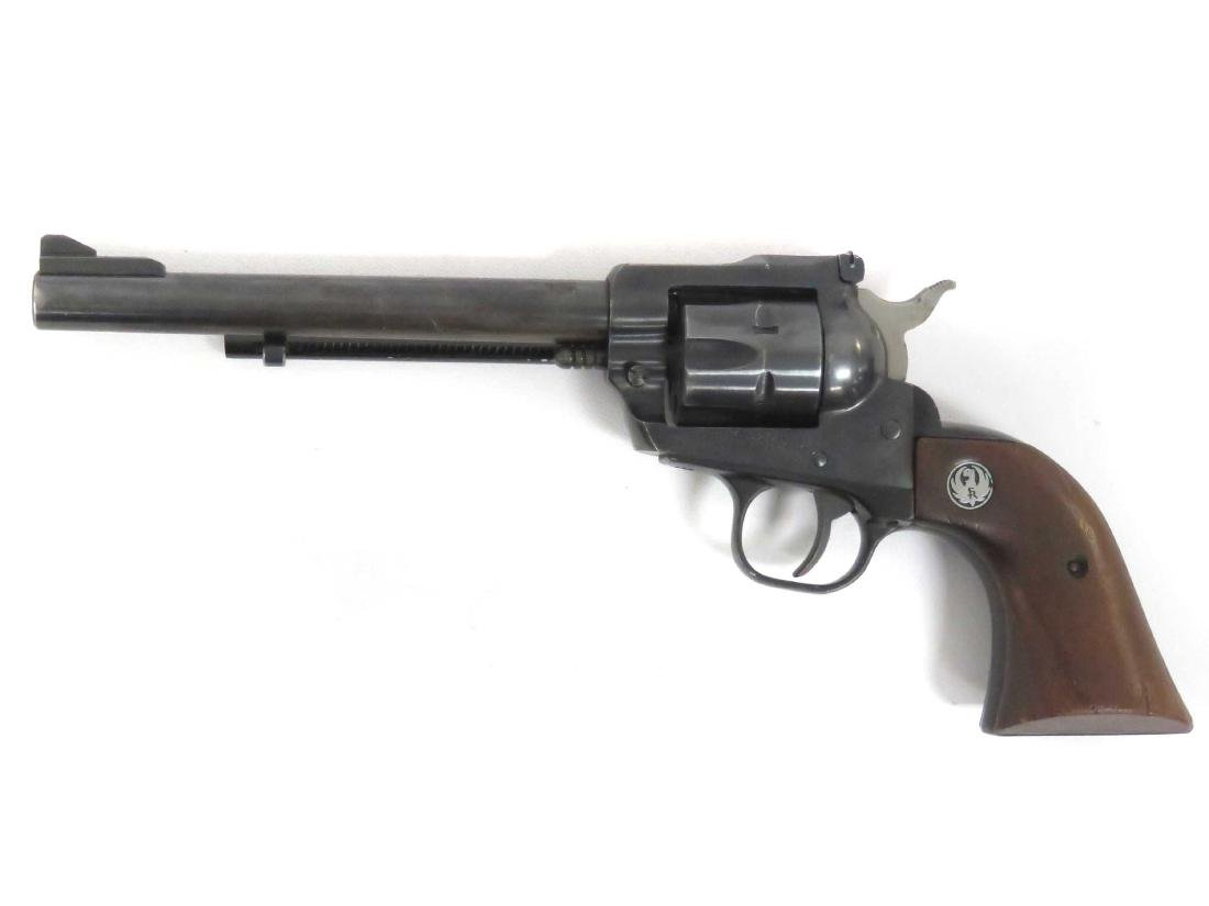 "**RESTRICTED** STURM RUGER ""NEW MODEL"" SINGLE SIX .22 - 3"
