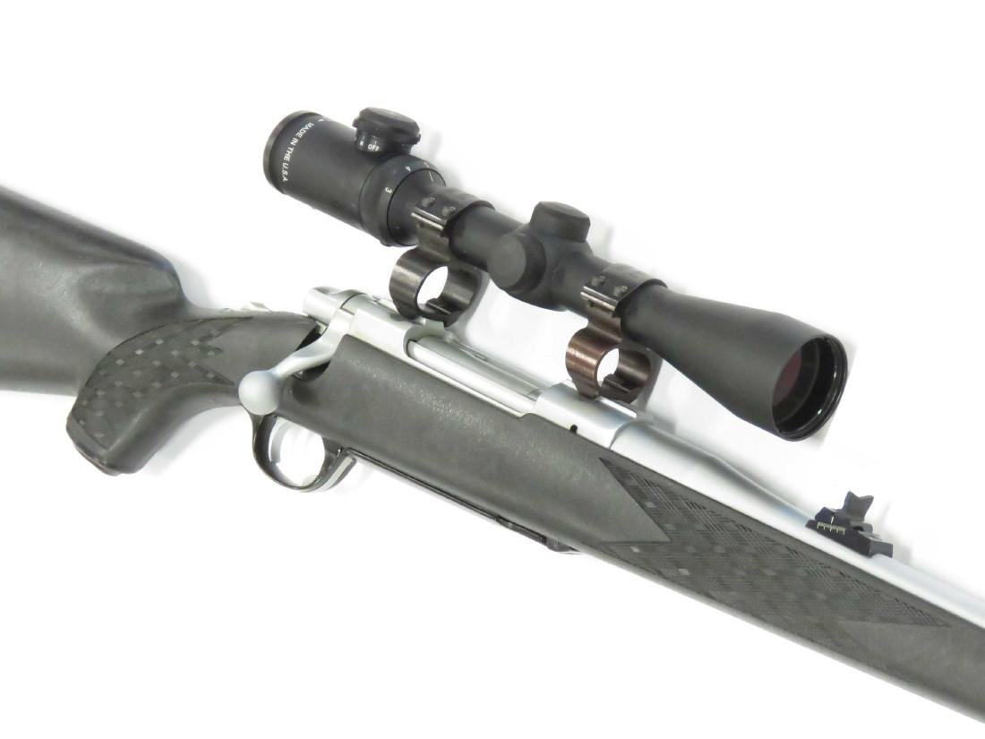 **NICS CHECK** STURM RUGER MODEL 77 RSP MKII, STAINLESS - 2