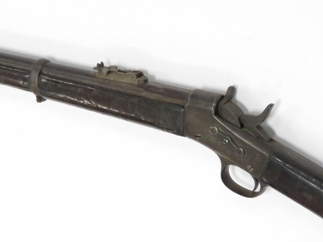 REMINGTON MODEL 1879 40 CAL ROLLING BLOCK MILITARY - 2