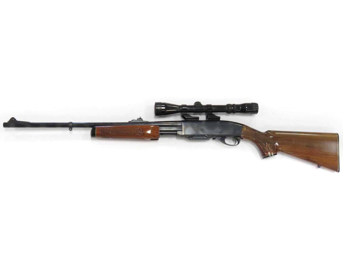 **NICS CHECK** REMINGTON MODEL 760 GAMEMASTER 30-06 CAL