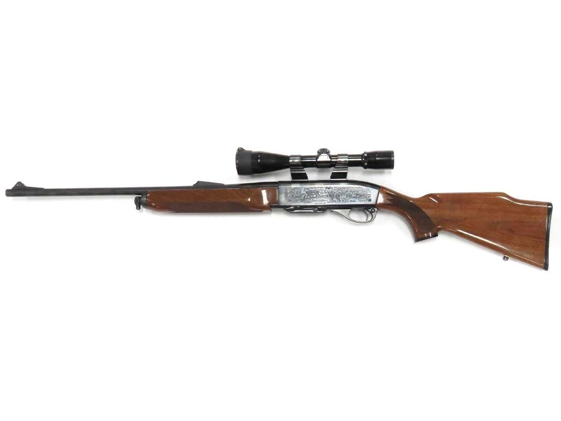 **NICS CHECK** REMINGTON MODEL 7400, 30-06 CAL