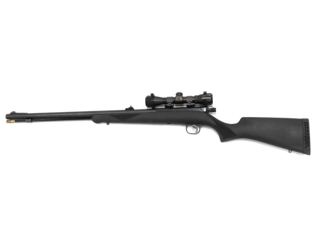 KNIGHT MK-85, 50 CAL BLACK POWDER PERCUSSION HUNTING