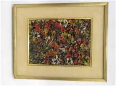 ANN MITTLEMAN (AMERICAN 1898-1996), OIL ON CANVAS,