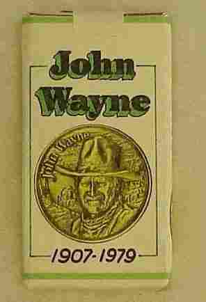 VINTAGE JOHN WAYNE CIGARETTE PACK