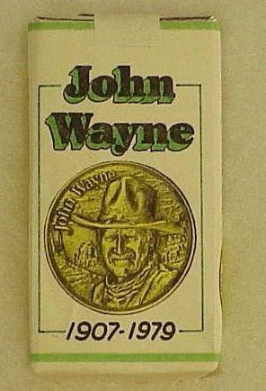 1010: VINTAGE JOHN WAYNE CIGARETTE PACK