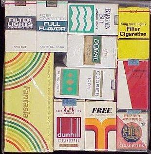 Joe Giesenhagen Cigarette Pack Museum Auction Prices - 446