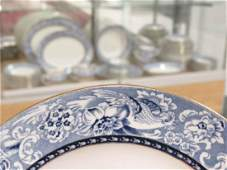"""ROYAL STAFFORDSHIRE POTTERY """"DAVENPORT"""" DECORATED"""