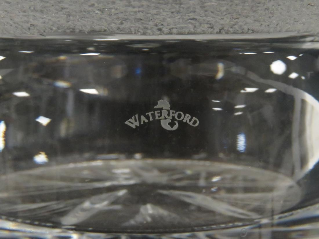 WATERFORD MILLENNIUM CRYSTAL GLOBE, SIGNED PATRICK - 7