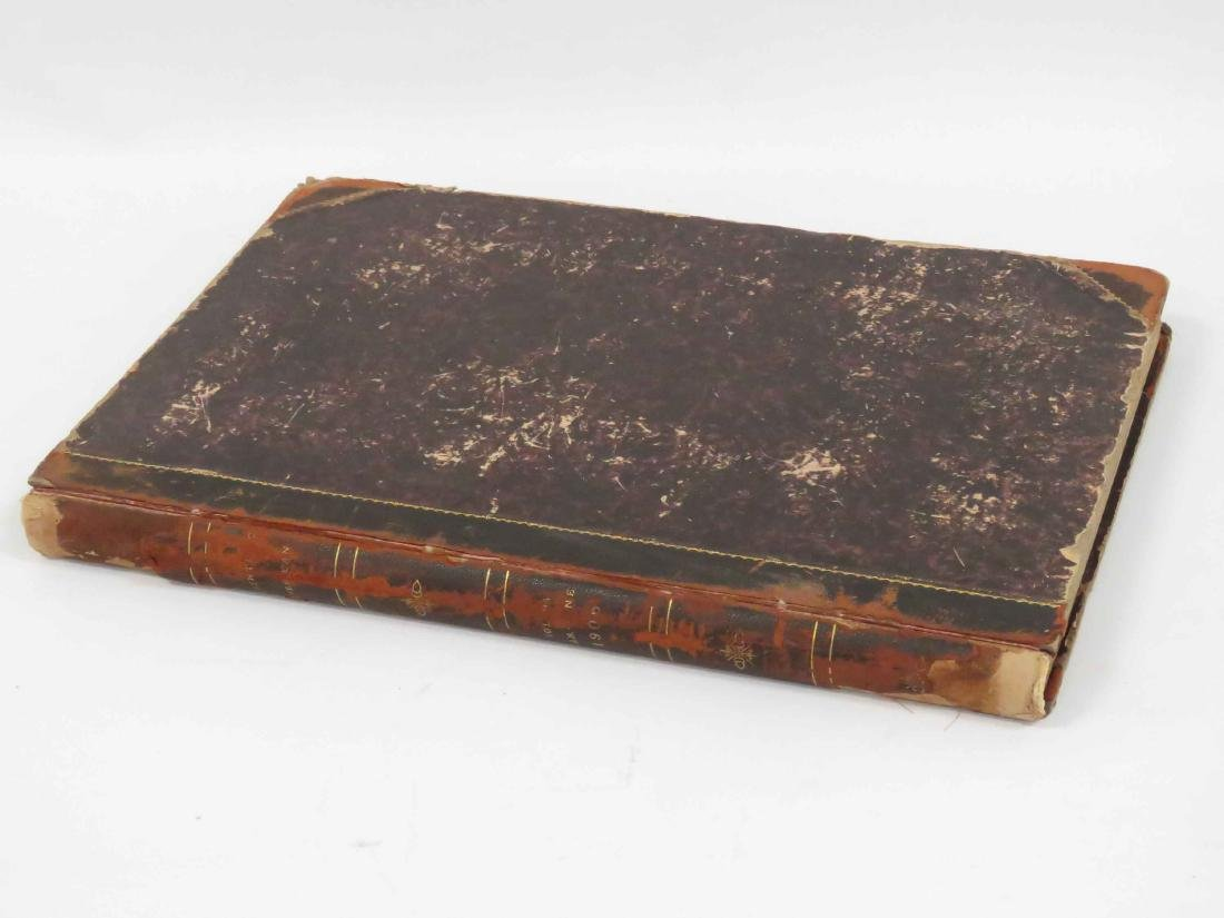 BOUND SCIENTIFIC AMERICAN, JAN 6, 1906-JUNE 30, 1906 - 2
