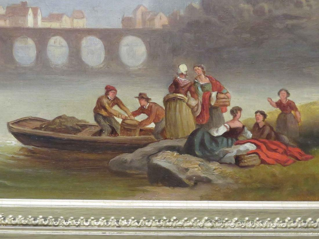 SCOTTISH SCHOOL (19TH CENTURY) OIL ON CANVAS, LANDSCAPE - 4