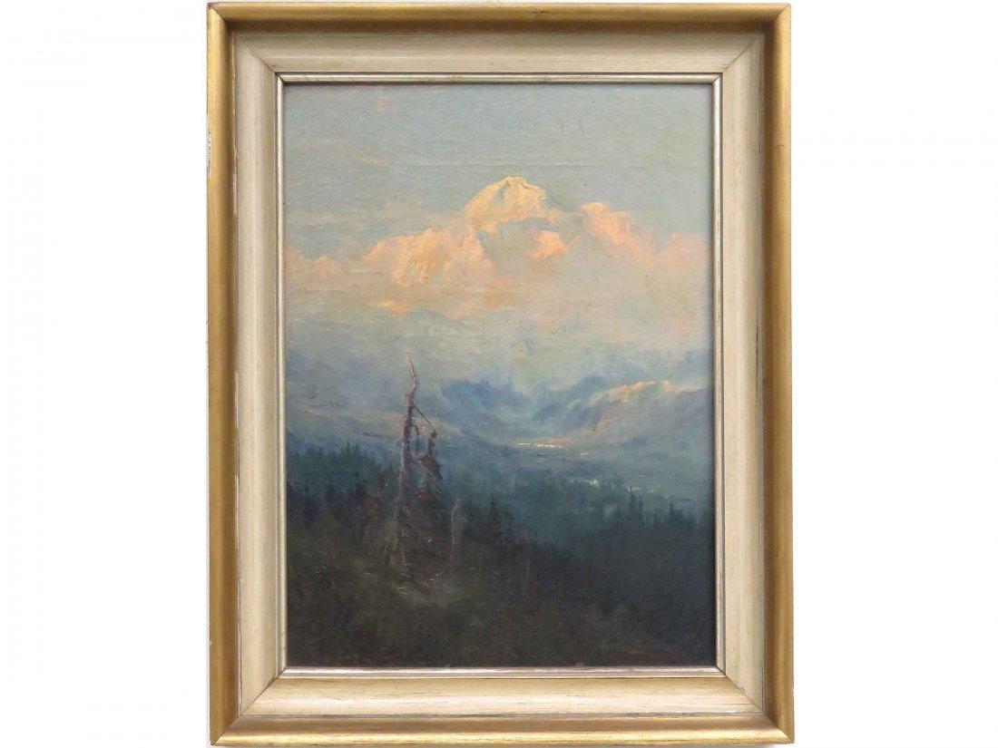 SYDNEY MORTIMER LAURENCE (AMERICAN/ALASKA 1865-1940),