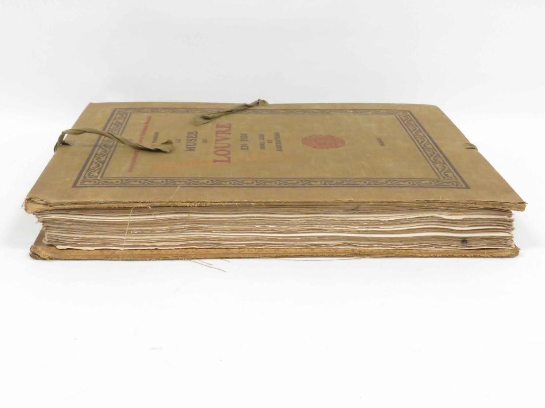 FOLIO-LEMUSEE DU LOUVRE EN 1920: DONS, LEGS ET - 5