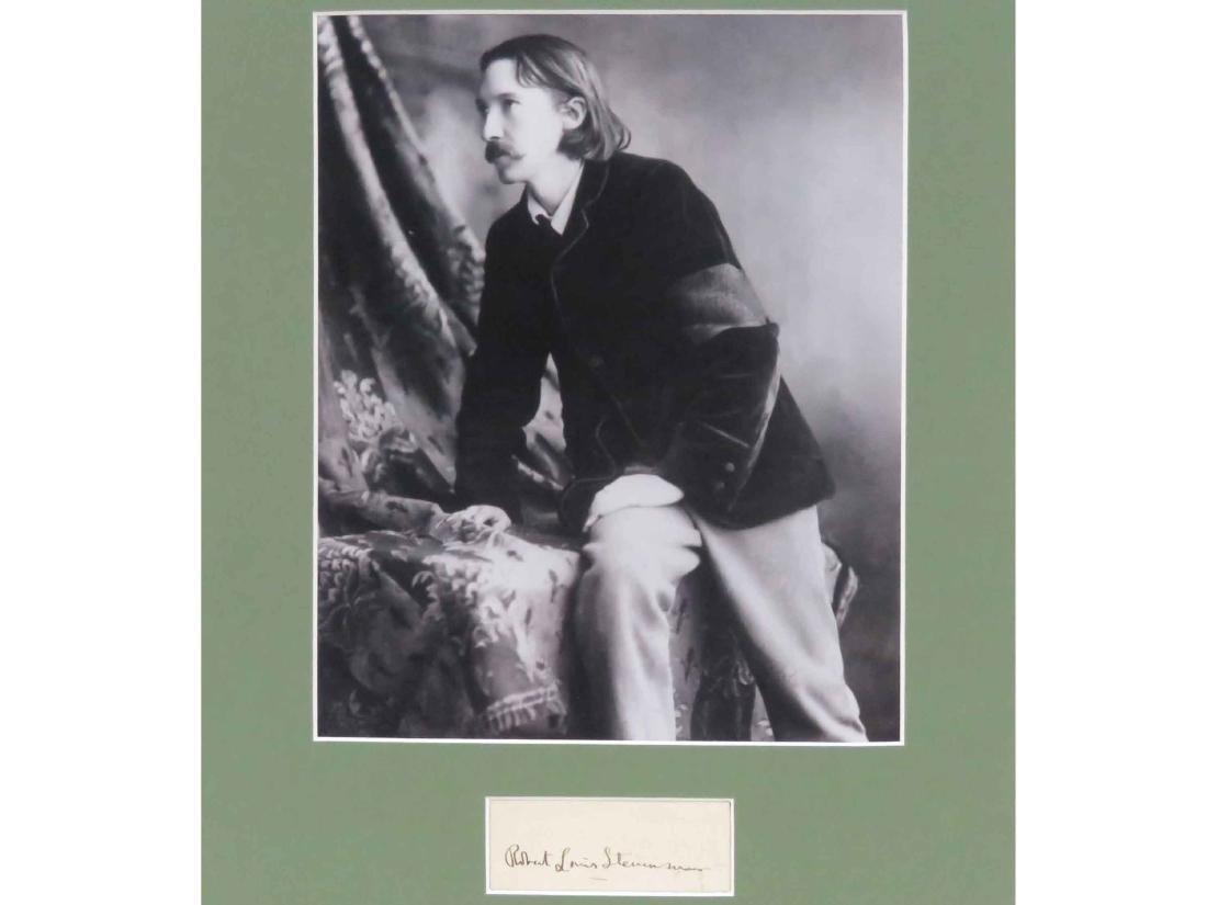 ROBERT LOUIS STEVENSON (BRITISH AUTHOR 1850-1894),