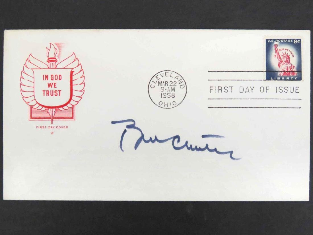 BILL CLINTON (42ND PRESIDENT OF THE U.S.), SIGNED