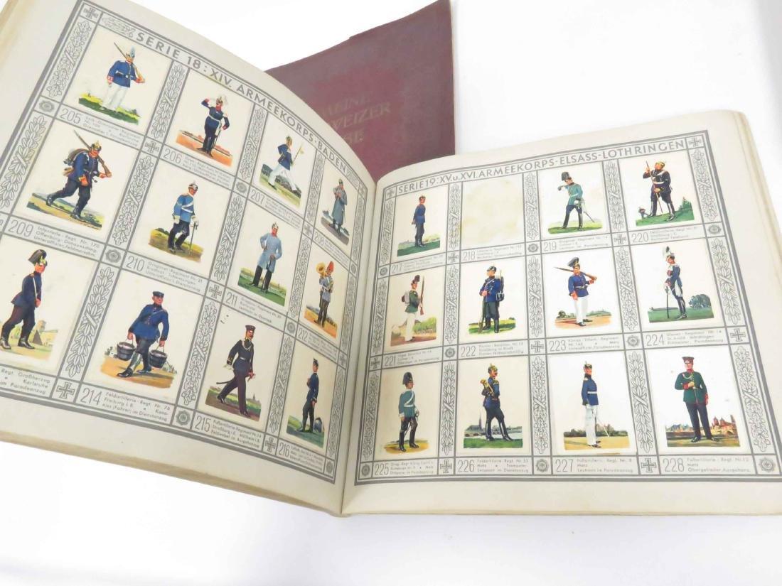LOT (12) INCLUDING (2) GERMAN TOBACCO CARD ALBUMS & - 4